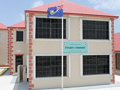 Turks and Caicos Islands Integrity Commission Main Office in Grand Turk