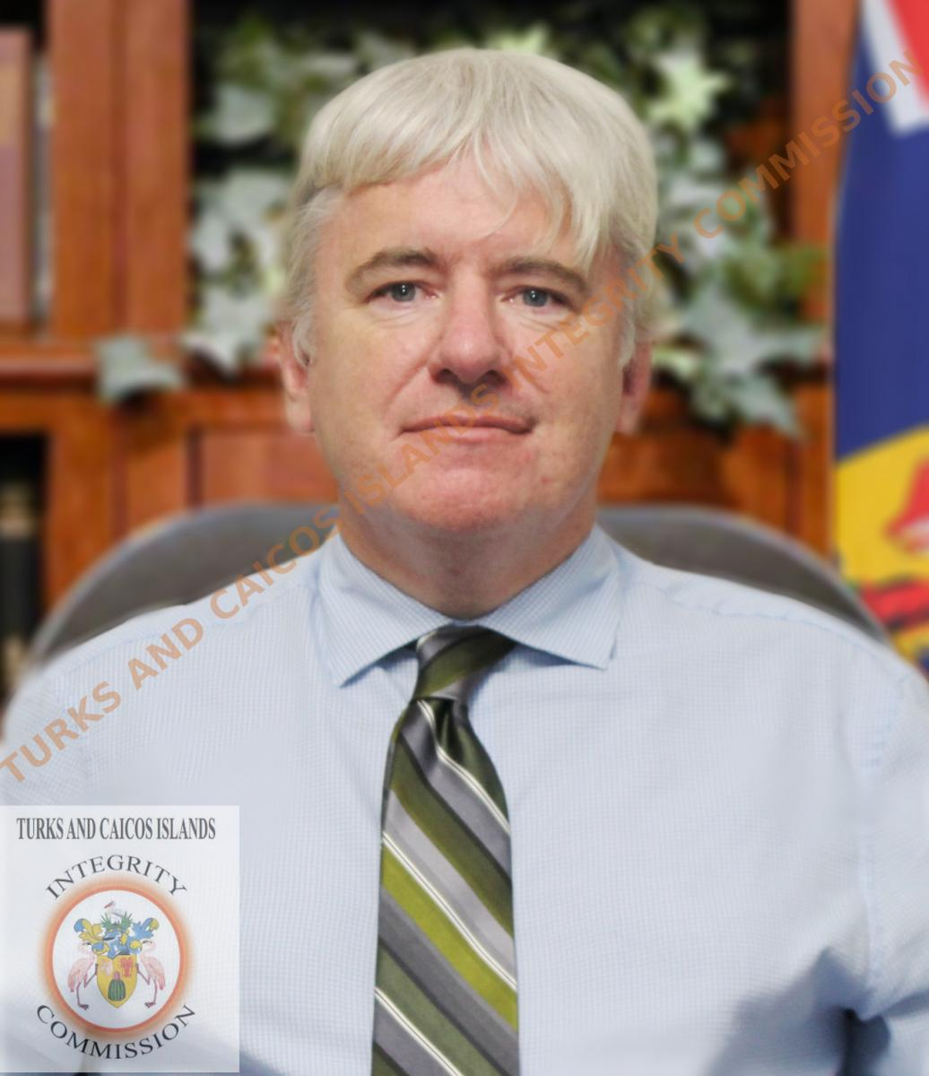 Mr. Martin Green - Commissioned Member of the TCI Integrity Commission